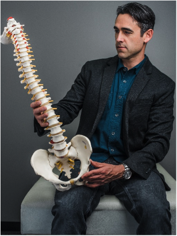 Abel Rendon - Physical Therapist, back pain expert